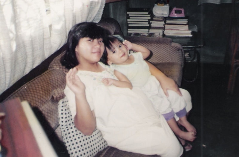 Mommy pregnant with Sarah ♥