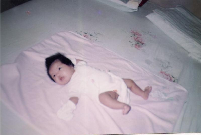 Baby Sarah Mae ♥