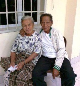 Tatay and Nanay Tarde ♥