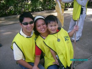 Joel, Chang, and Iam ♥