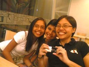 Ella, Tonton, and Myco ♥
