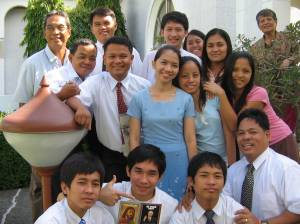 CdO Philippines Stake Saints @ the Manila Phillipines Temple ♥