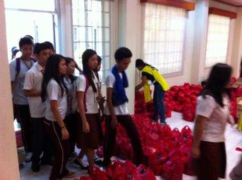 LDCU HS Students