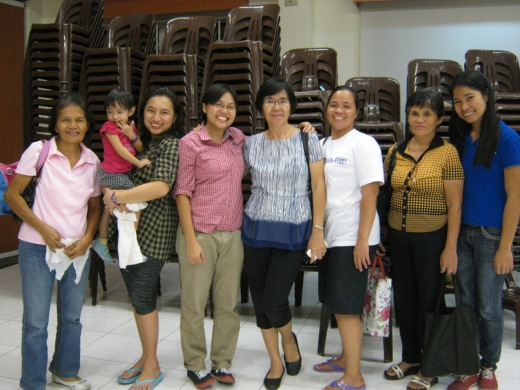 RS Sisters of CdO 1st Ward